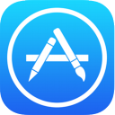 Apple AppStore logo