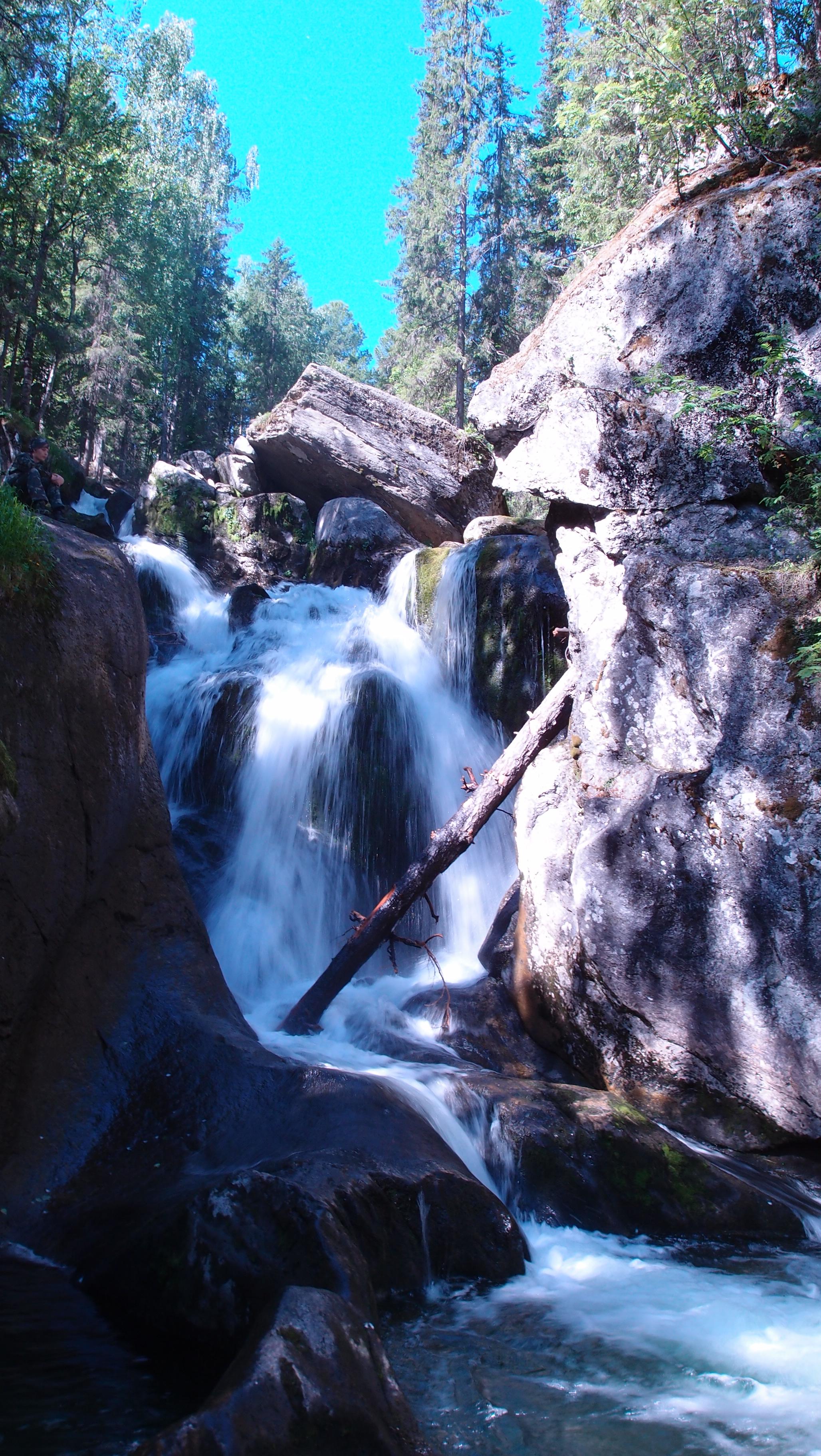 Водопад Жиголан