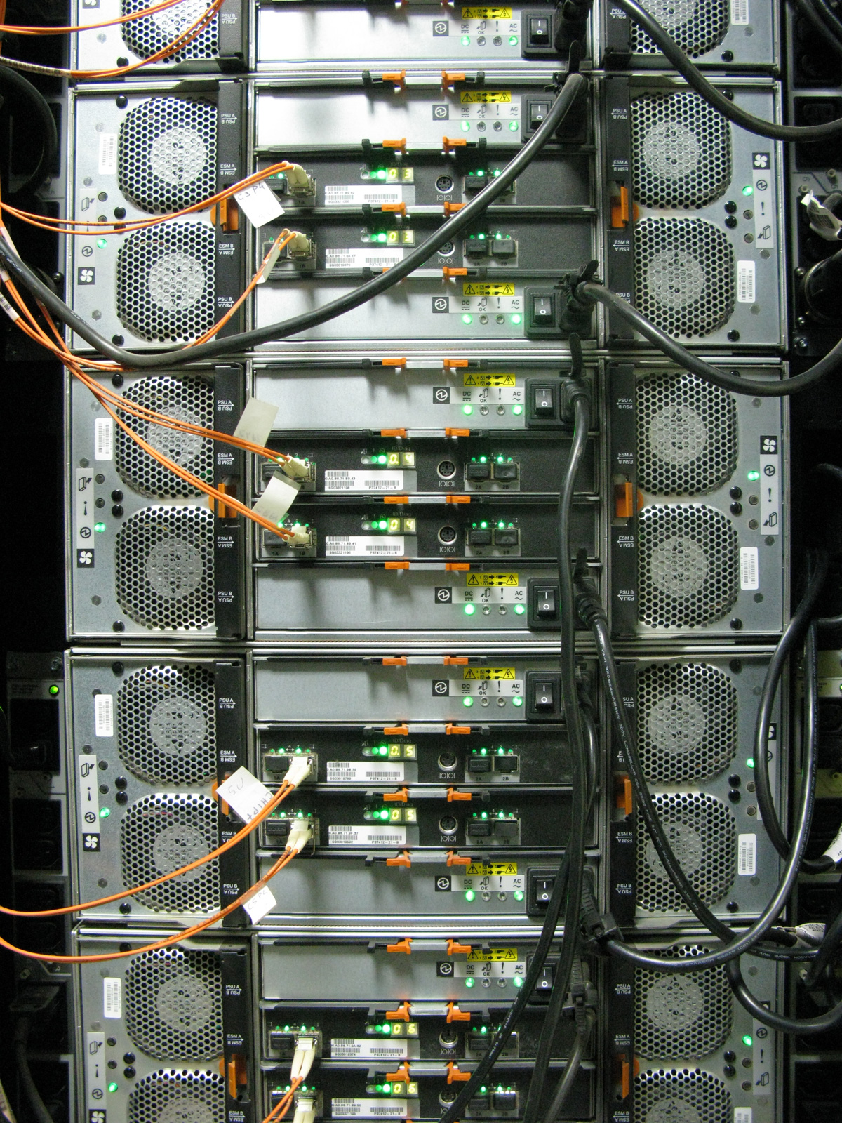 ds5300 backend