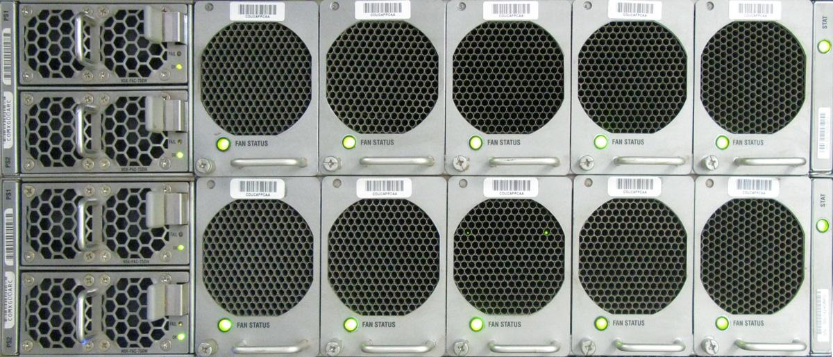 Cisco Nexus fron