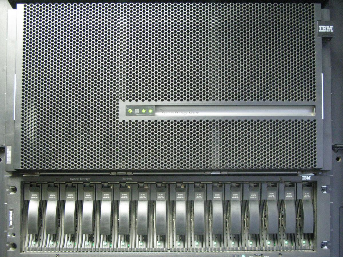 IBM System Storage N6070